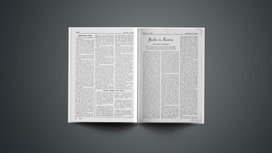 Book Briefs: January 4, 1960