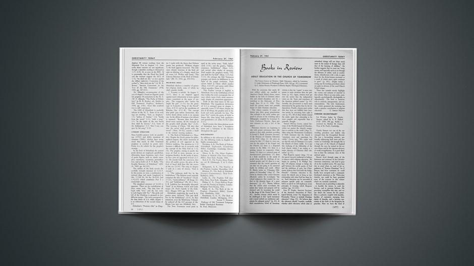 Book Briefs: February 27, 1961