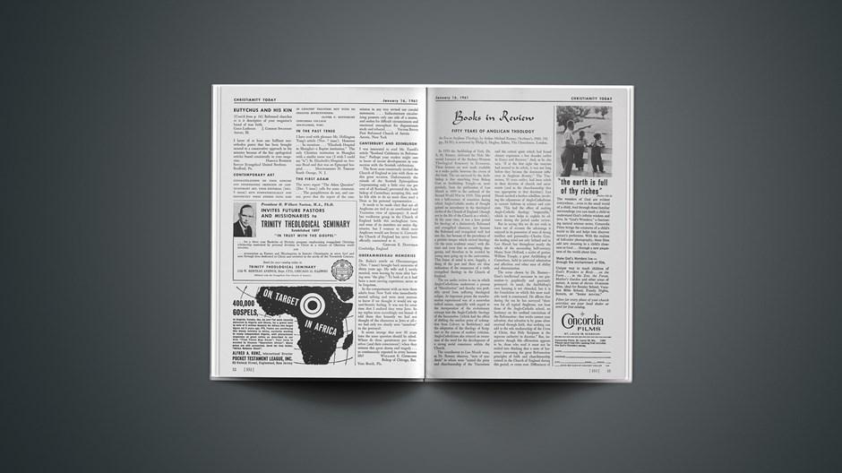 Book Briefs: January 16, 1961