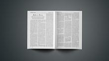 Book Briefs: November 10, 1961