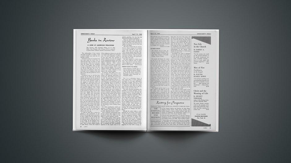 Book Briefs: April 13, 1962