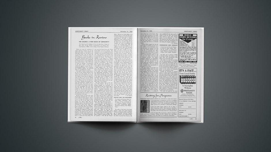 Book Briefs: December 21, 1962