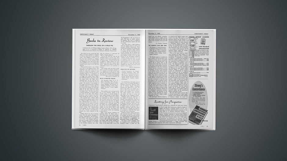 Book Briefs: December 7, 1962