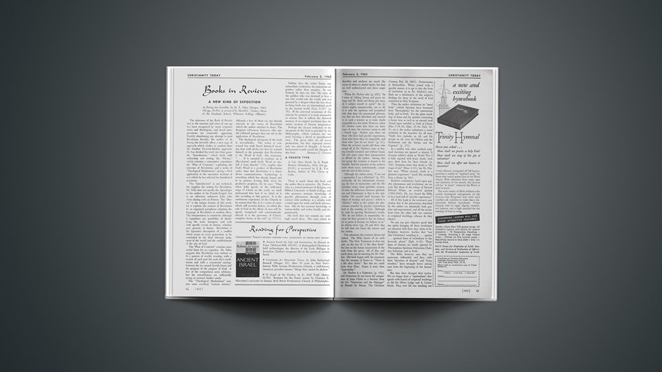 Book Briefs: February 2, 1962