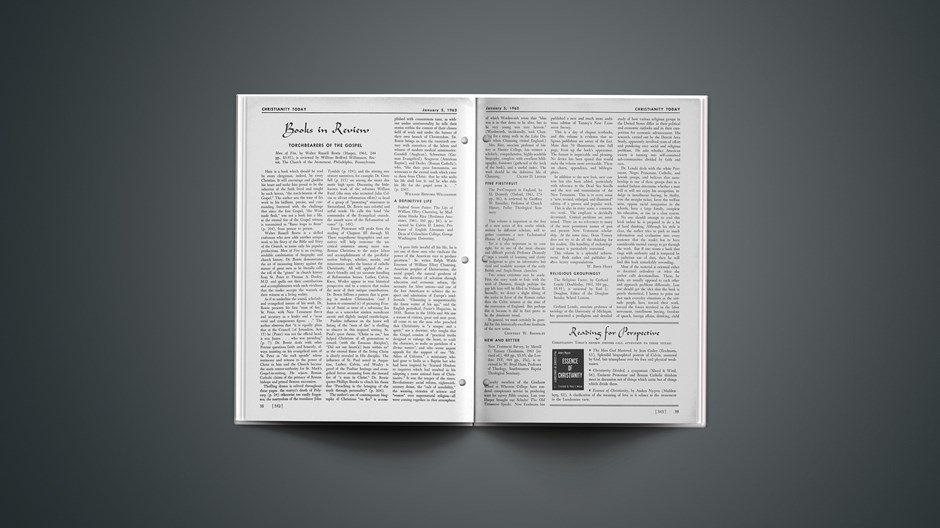 Book Briefs: January 5, 1962