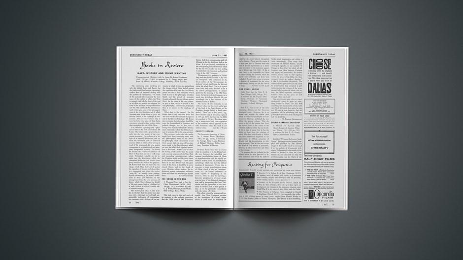 Book Briefs: June 22, 1962