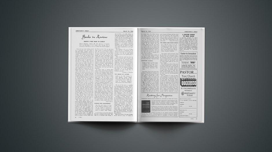 Book Briefs: March 16, 1962