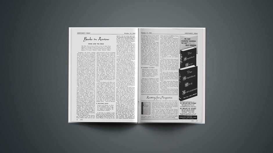 Book Briefs: October 12, 1962