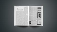 Book Briefs: October 26, 1962