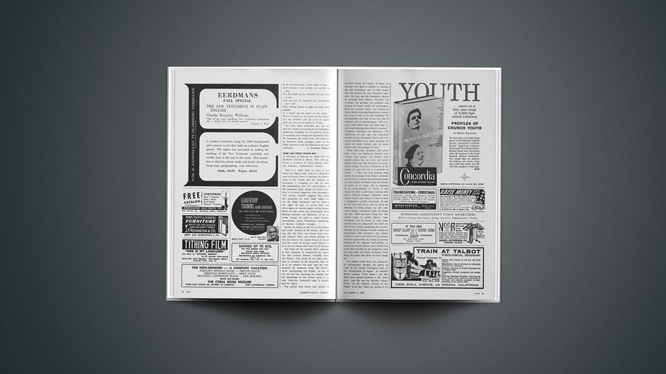 Book Briefs: October 11, 1963
