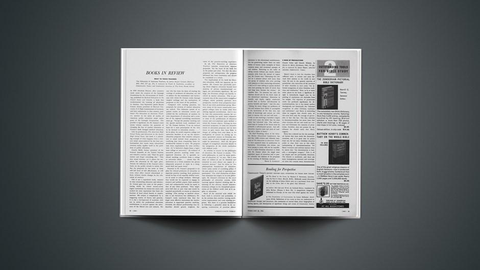 Book Briefs: February 28, 1964