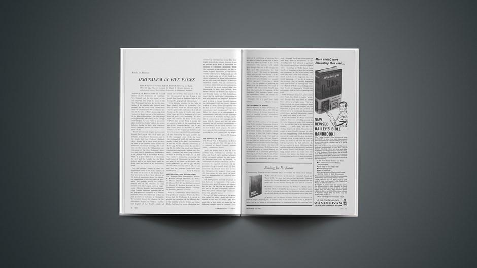 Book Briefs: October 22, 1965
