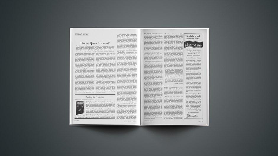 Book Briefs: November 25, 1966