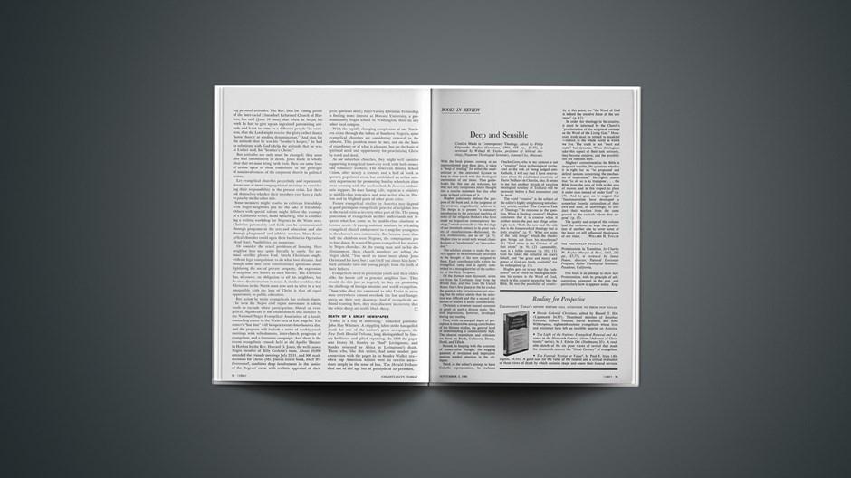 Book Briefs: September 2, 1966