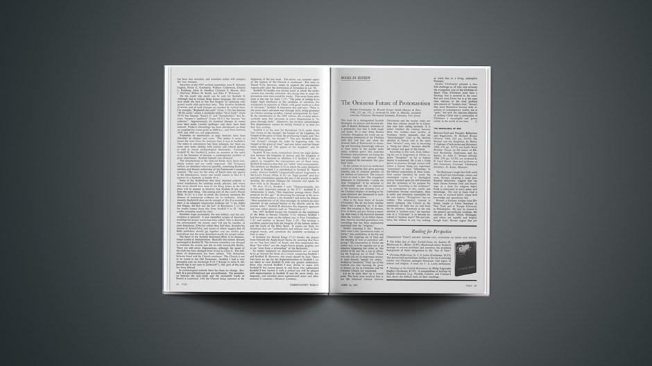 Book Briefs: April 14, 1967
