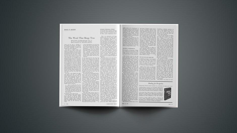 Book Briefs: April 28, 1967