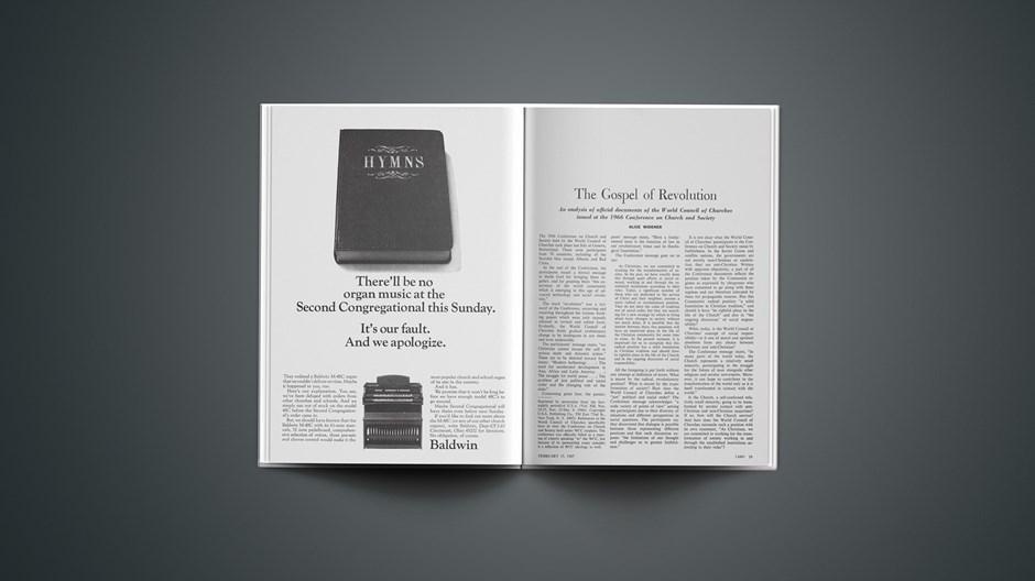 The Gospel of Revolution
