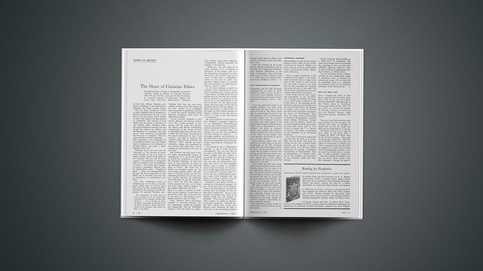 Book Briefs: February 17, 1967