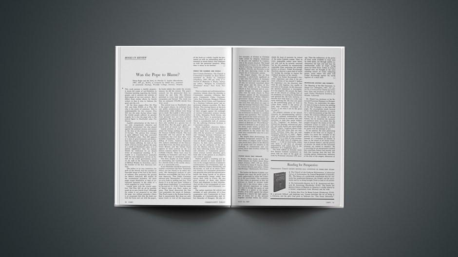 Book Briefs: July 21, 1967