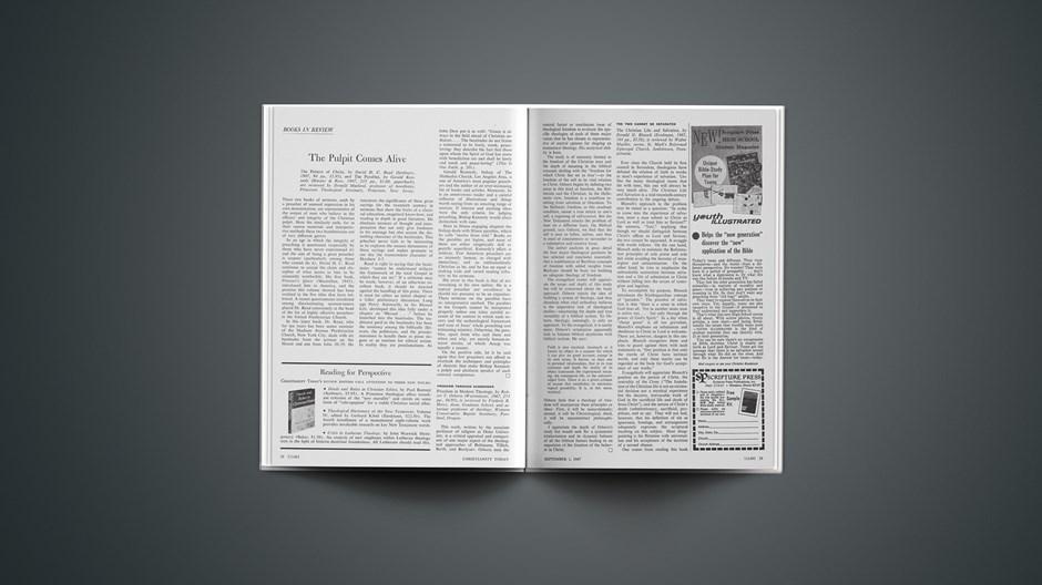 Book Briefs: September 1, 1967