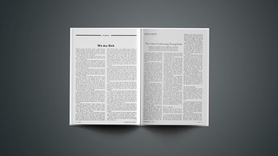 Book Briefs: September 29, 1967