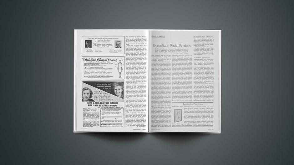 Book Briefs: August 30, 1968