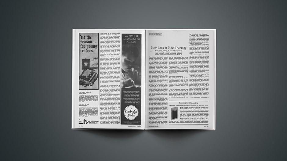 Book Briefs: December 6, 1968