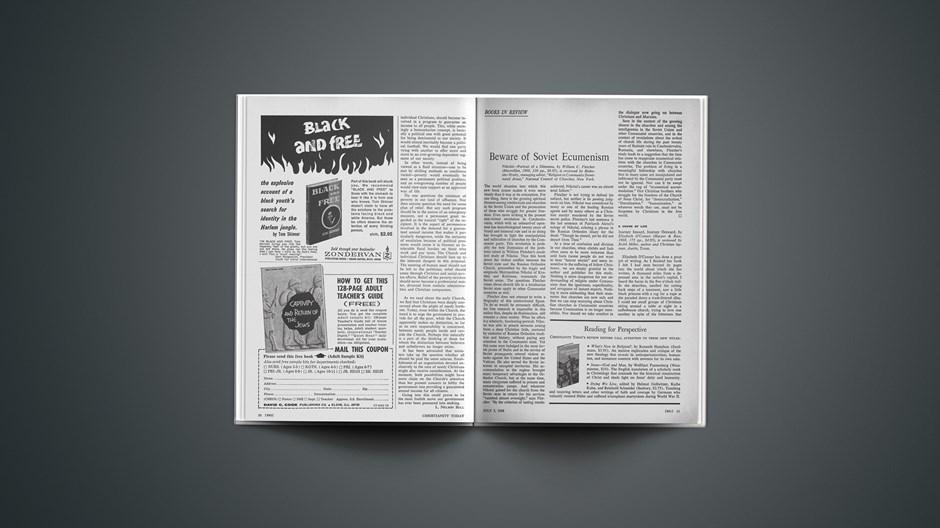 Book Briefs: July 5, 1968