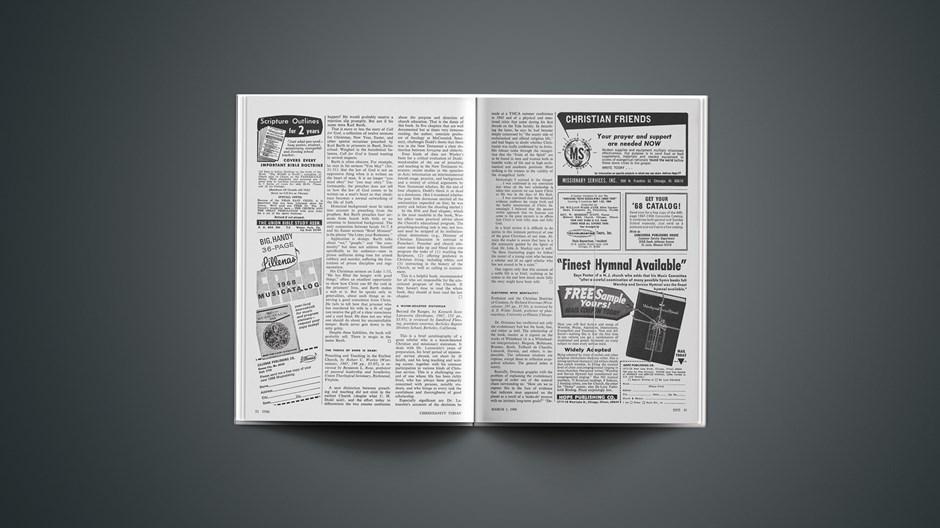 Book Briefs: March 1, 1968