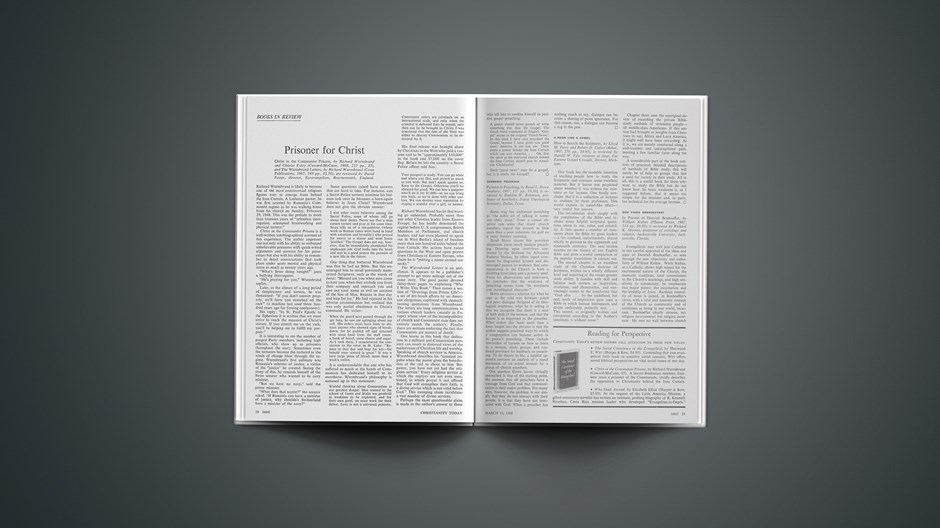 Book Briefs: March 15, 1968