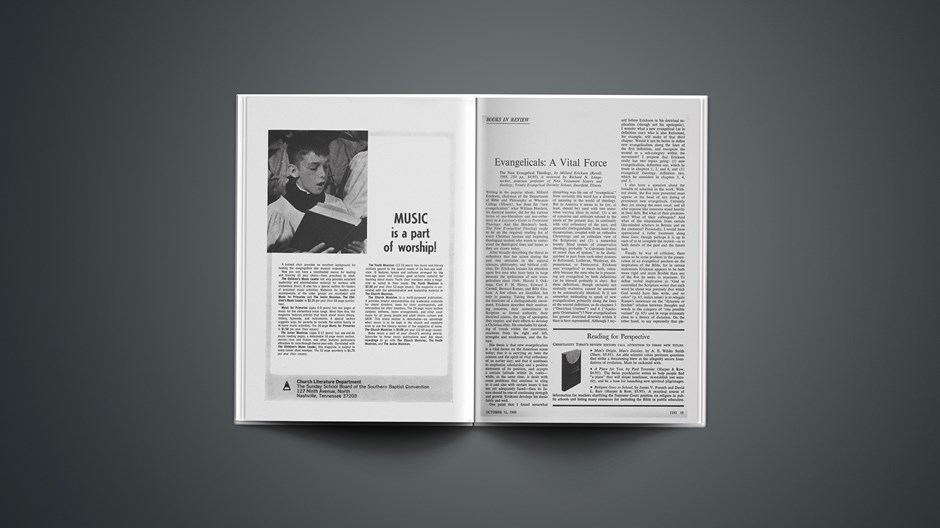 Book Briefs: October 11, 1968