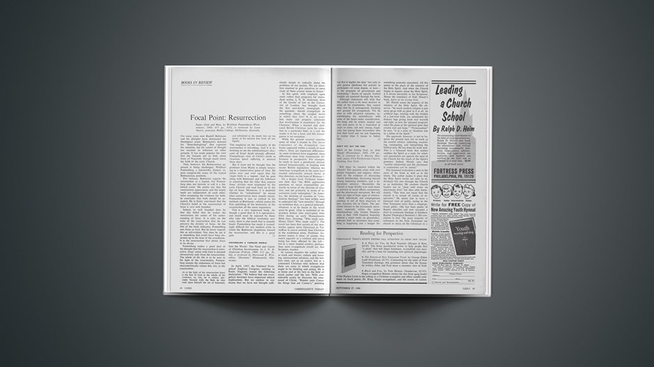 Book Briefs: September 27, 1968