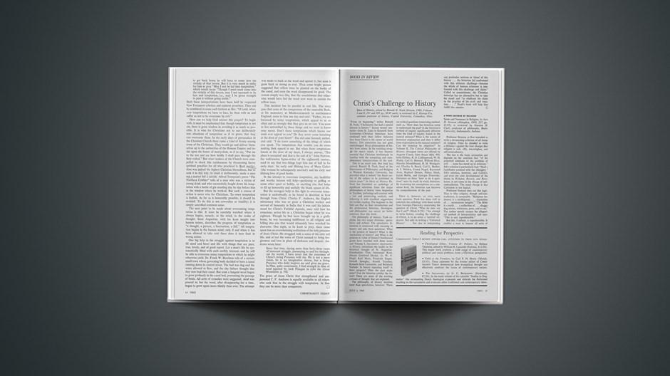 Book Briefs: July 4, 1969