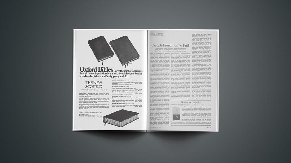Book Briefs: November 21, 1969