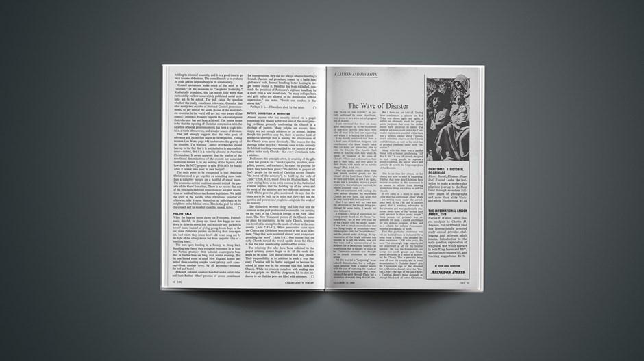U. S. Congress on Evangelism: A Turning Point?