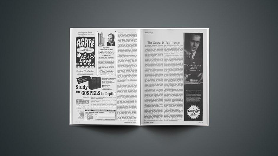 Open Letter to Mr. Nixon