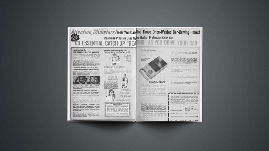 News Briefs from September 12, 1969