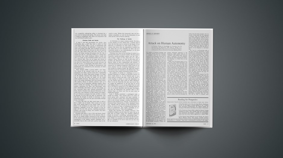Book Briefs: January 16, 1970