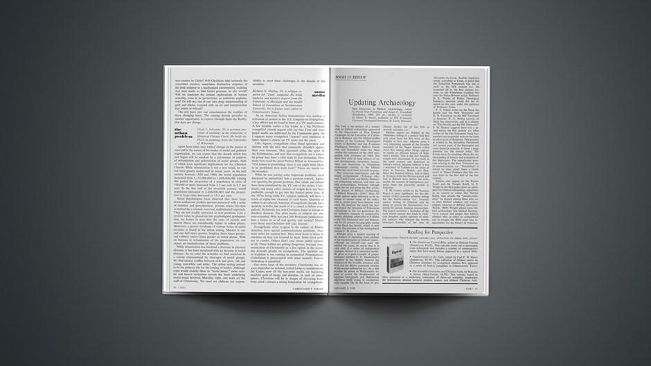 Book Briefs: January 2, 1970