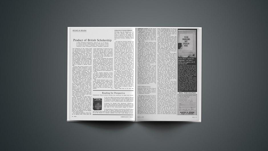 Book Briefs: July 3, 1970