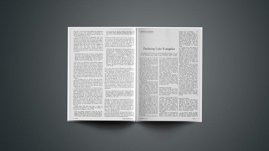 Book Briefs: August 6, 1971