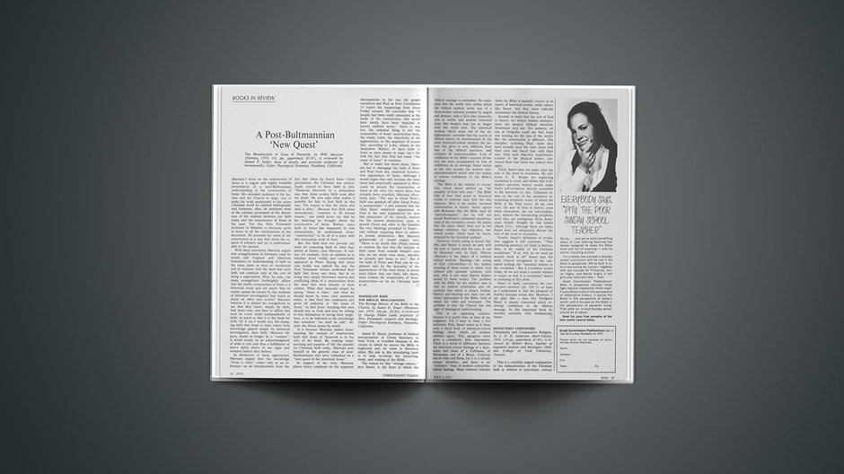 Book Briefs: July 2, 1971