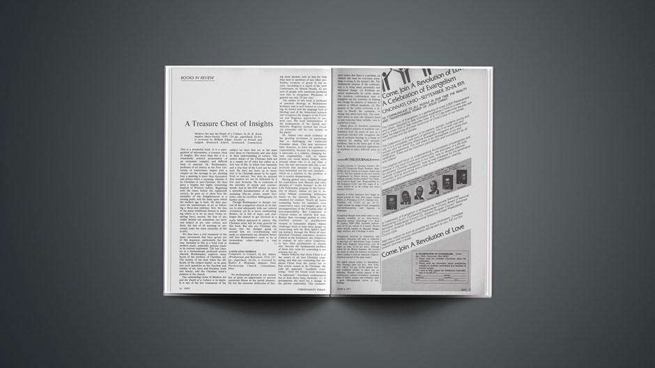 Book Briefs: June 4, 1971