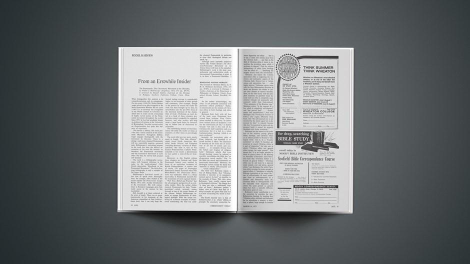 Book Briefs: March 16, 1973