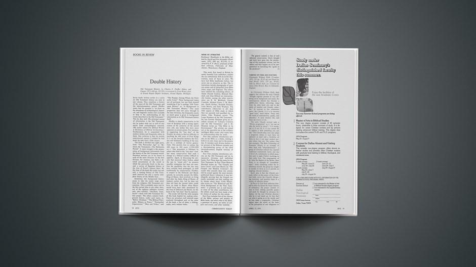 Book Briefs: April 12, 1974