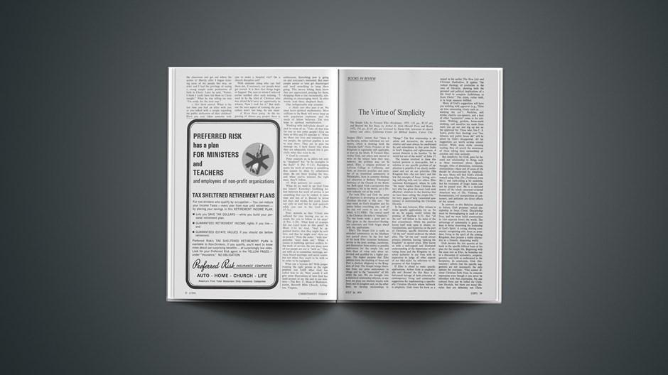 Book Briefs: July 26, 1974