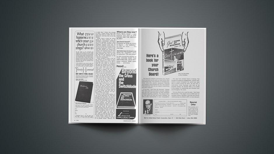 Book Briefs: November 22, 1974
