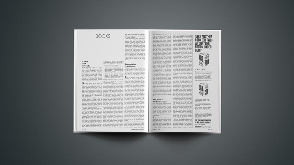 Book Briefs: April 25, 1975