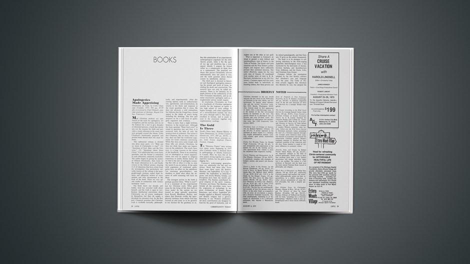 Book Briefs: August 8, 1975