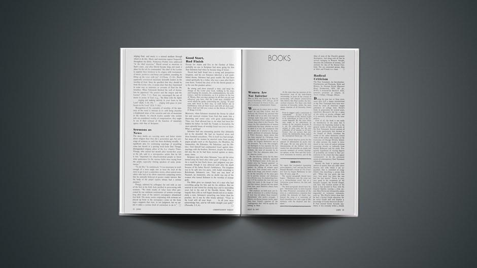 Book Briefs: July 18, 1975